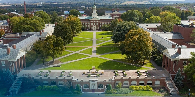 Bucknell University, Lewisburg, Pennsylvania