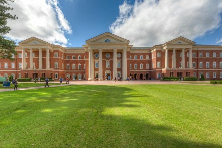 Christopher Newport University, Newport News, Virginia