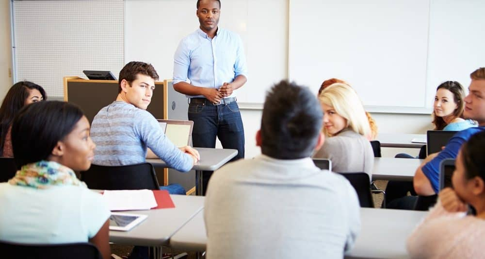 Can You Teach at a University with a Masters Degree