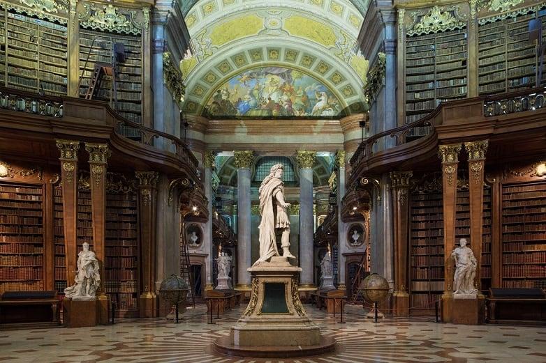 Austrian National Library – Vienna