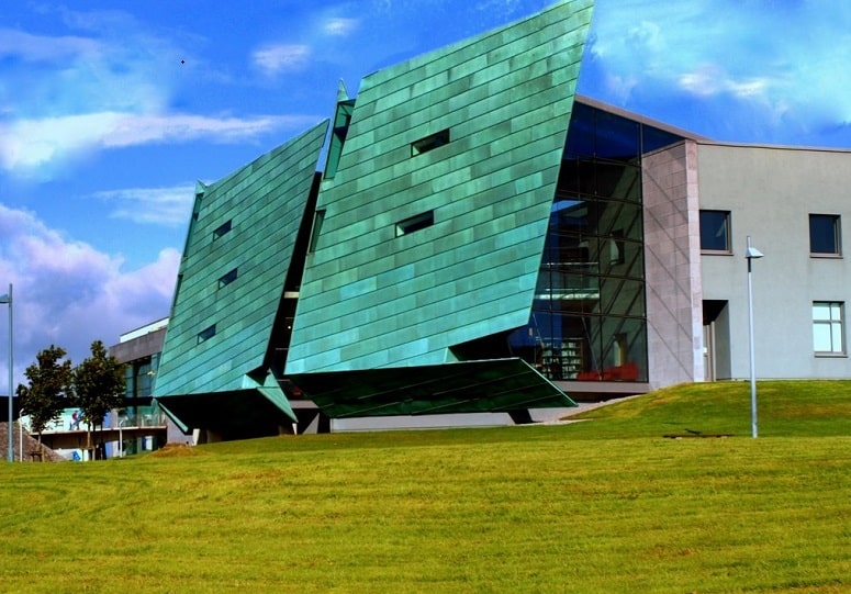Galway-Mayo Institute of Technology Library – Galway, Ireland