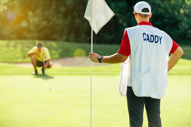 Caddying